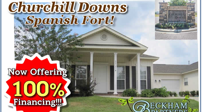 Churchill Downs, Spanish Fort Homes for Sale
